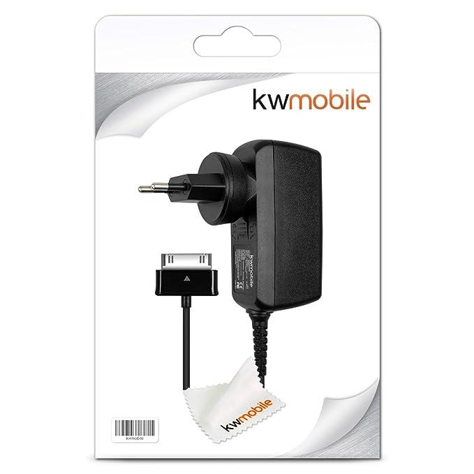kwmobile cargador 30 Pin para Samsung Galaxy Tab 2 7.0 / 2 ...