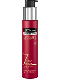 Tresemme Keratin Smooth 7 Day Heat Activated Treatment 3oz (Pack of 2)