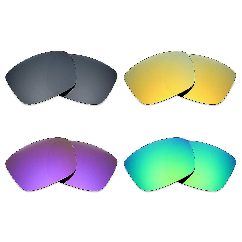 Mryok - Lentes polarizadas de repuesto para gafas de sol Spy ...