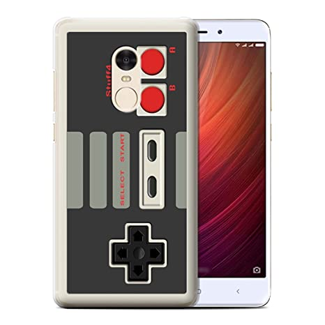 Amazon.com: Stuff4 Phone Case/Cover/Piel/redmin4/Consola de ...