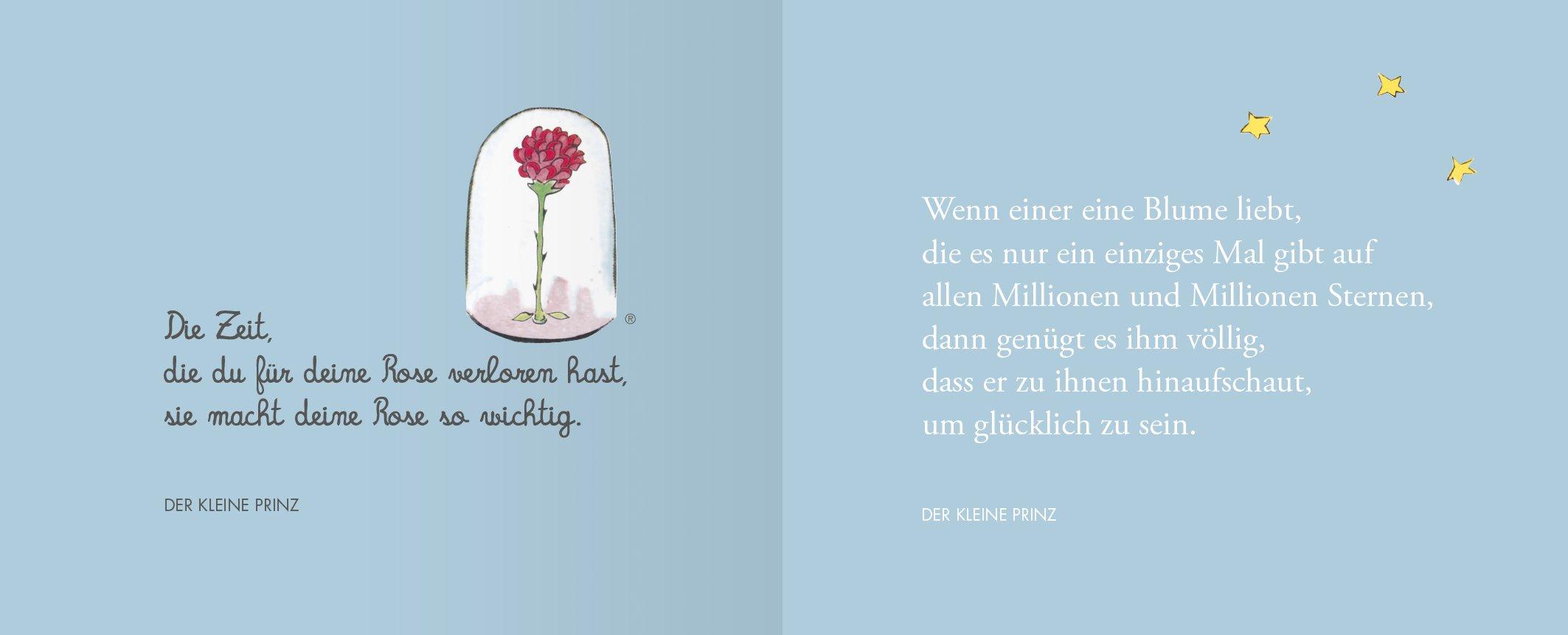 Der Kleine Prinz Zitate Rose Vertrauen Brecht Zitat Vertrauen Brecht Zitat Du Allein Wirst Sterne Haben
