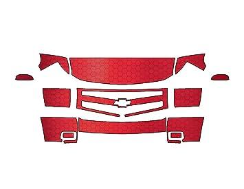 Chevrolet Silverado 2007 - 2013 3 m Scotchgard Pro Serie Troquelada Lámina Protección de pintura transparente sujetador Kit: Amazon.es: Coche y moto