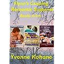 Flynn's Crossing Romantic Suspense Books 4-5-6: Box Set