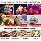 FREESEA Aquarium Everyday Fish Feeder with