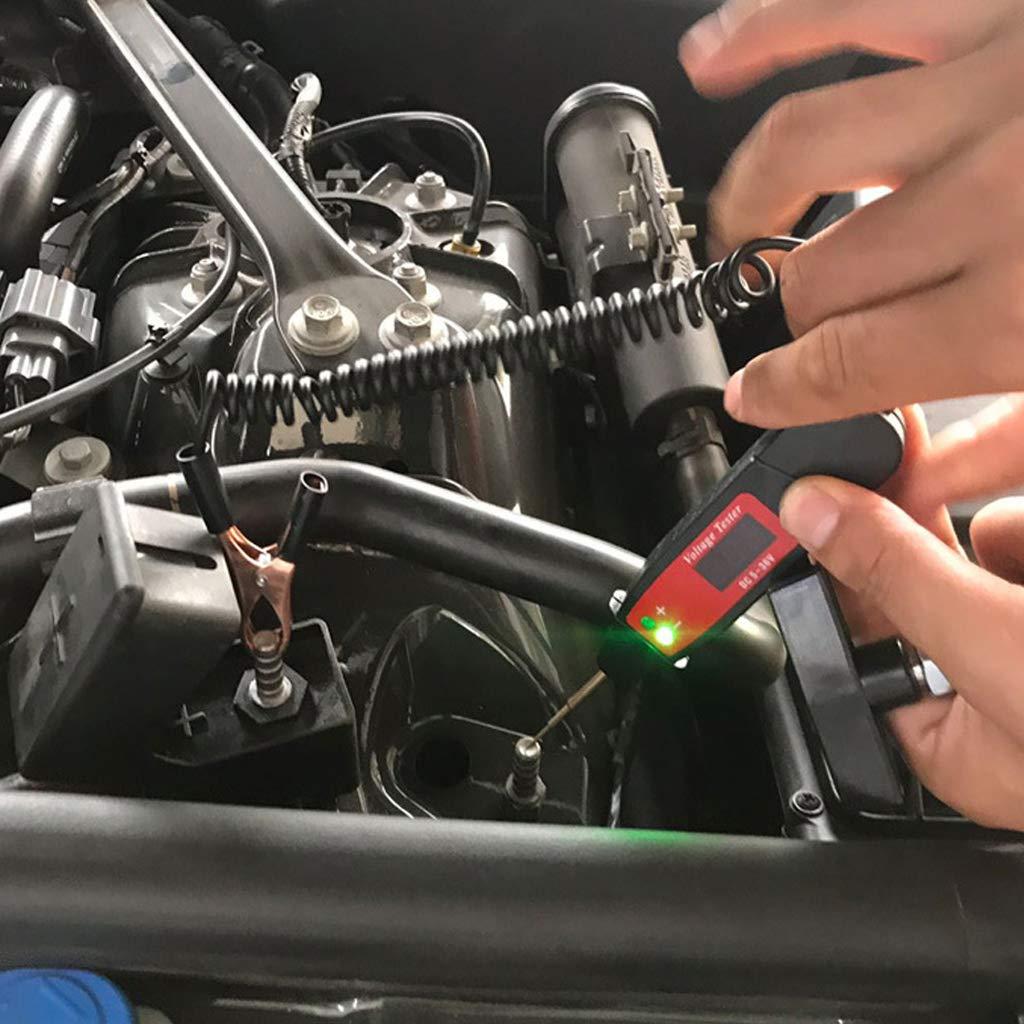 Baoblaze Pro Automotive Short Circuit Finder Tester Wire Tracker Detector Power Probe