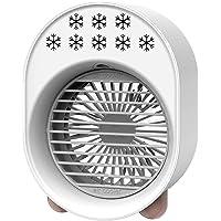 Mabor Kişisel Klima, 3 Hız Taşınabilir Klima Fan Hava Soğutucu, Nemlendirici ve Arıtıcı Gürültüsüz Soğutma Fanı Evofisi…