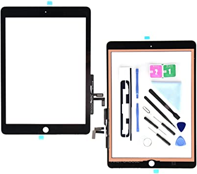 """NEW LCD Display Screen Digitizer Black for A1822 A1823 iPad 5th Gen 9.7/"""""""