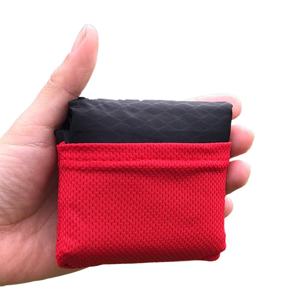 L Pocket Blanket Ultra-leichte kompakte Wasserdichte Outdoor-Decke 3Size!