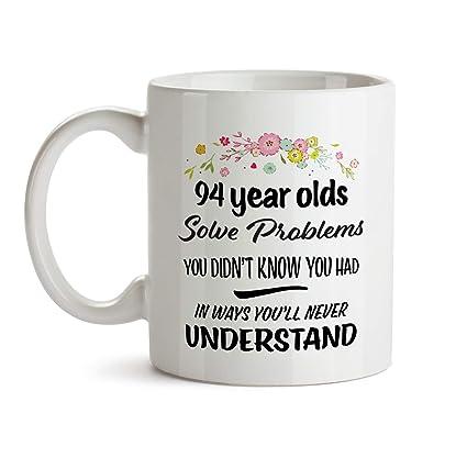 94th Happy Birthday Gift Mug