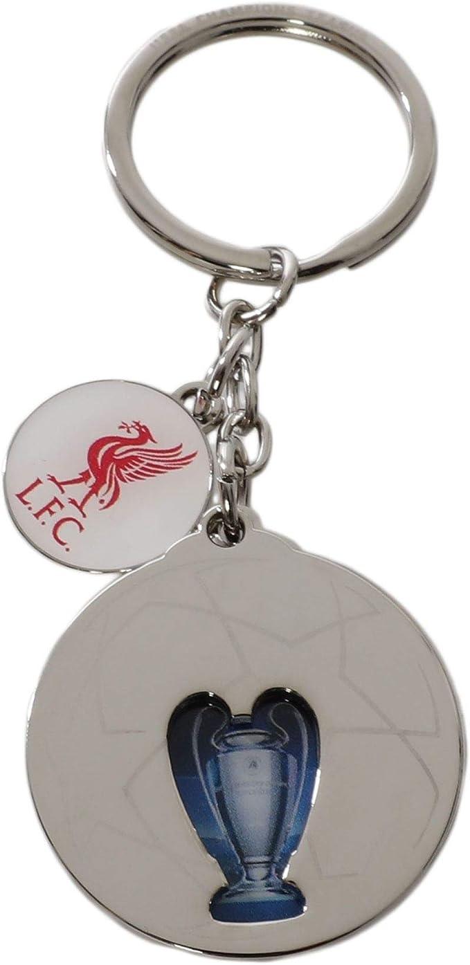 Fc Liverpool Lfc Schlüsselanhänger Ucl Uefa Champions League Bekleidung