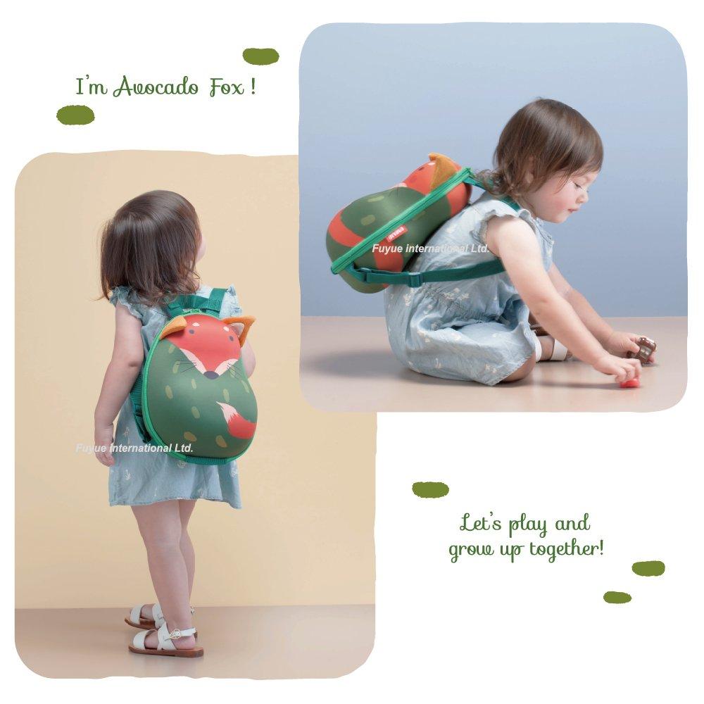 FARLINxSina/&Mina Toddler Backpack Fox