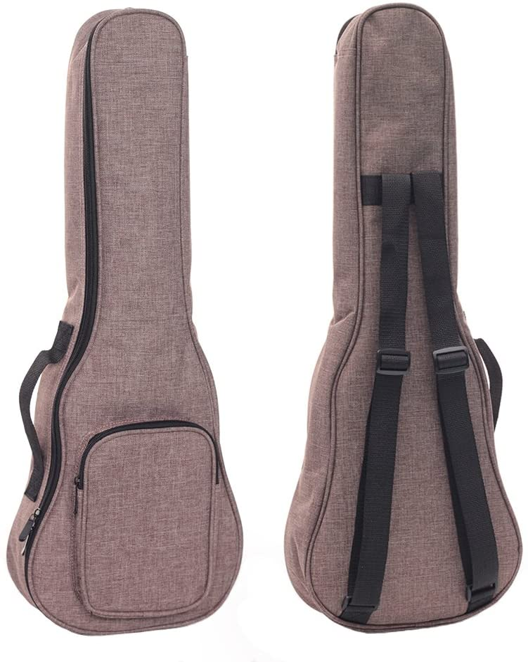 26in, Bohemia NO.3 HOT SEAL 10MM Adjustable /& Comfortable Durable Ethnic Ukulele Case Bag Bohemia Style