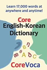 Core English-Korean Dictionary Paperback