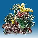 Instant Reef DM057 Artificial Coral Reef Aquarium Decor for Saltwater Fish, Marine Fish Tanks and Freshwater Fish Aquariums