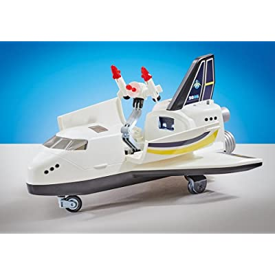 Playmobil 9805 Add-On Space Shuttle: Toys & Games