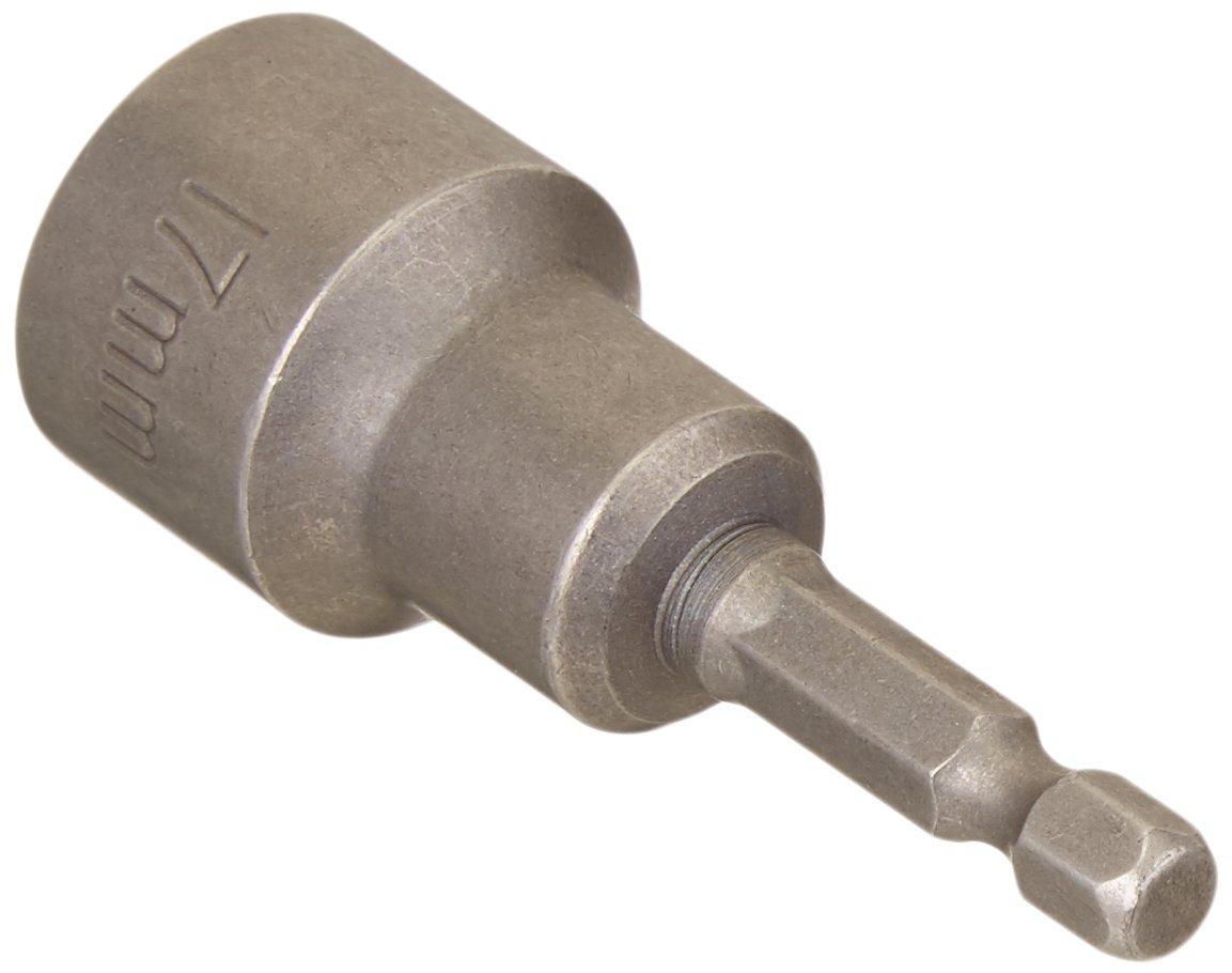 Sourcingmap® 1/10, 2cm Hex Schaft 17mm metrisches Sockel Nuss Treiber Adapter Bohrer a15050800ux0304