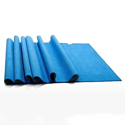 Mats Antideslizante Yoga Mat - 1.5mm de Caucho Natural ...