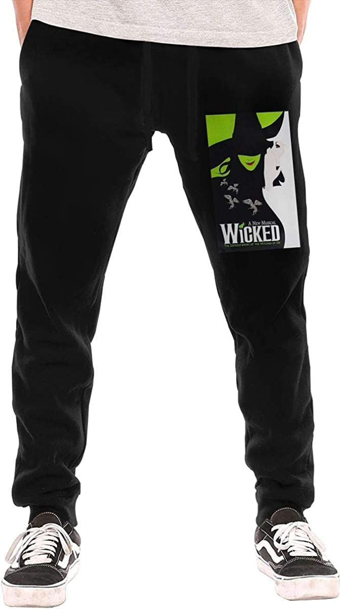 NOT Wicked The Musical Mans Long Pants