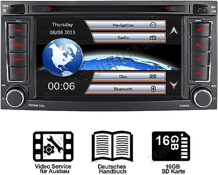 7 Autoradio Mit 3g Dvd Gps Navigation Autoradio Elektronik