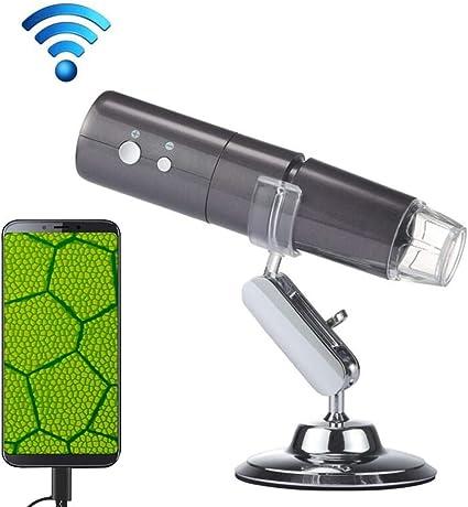 Digital Wifi Wireless Microscope 50X - 1000X Ampliación Cámara ...