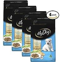 MY DOG Puppy Tender Chicken Dry Dog Food 1.5kg Bag 4 Pack