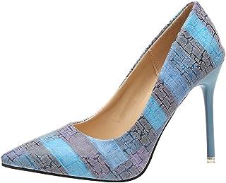 Sunnywill-Chaussures à la Mode pour Femmes, Chaussures à Talons Hauts