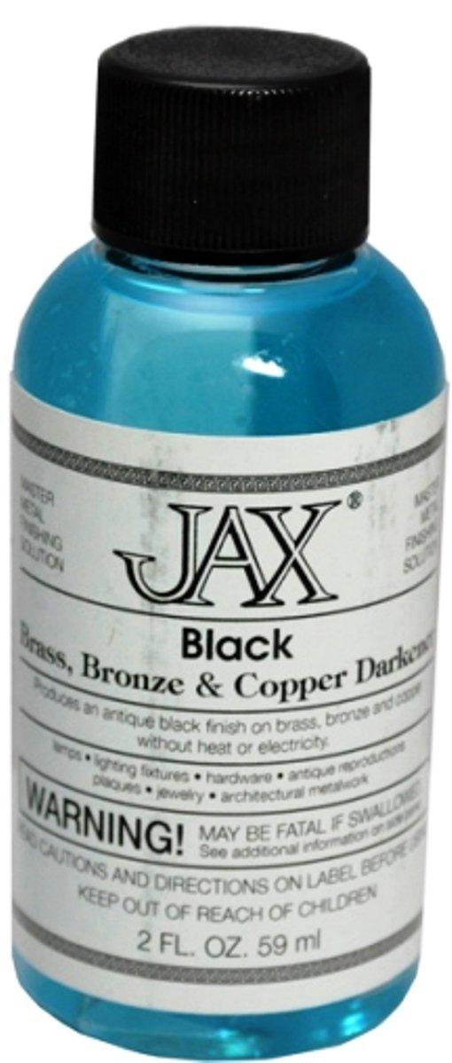 Jax Black Darkener 2 Oz. 45.90401