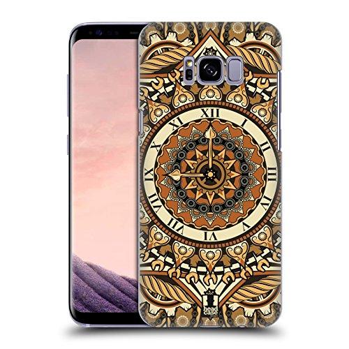 Head Case Designs Steampunk Mandala Trendy Mix Hard Back Case for Samsung Galaxy S8+ / S8 - Products Steampunk