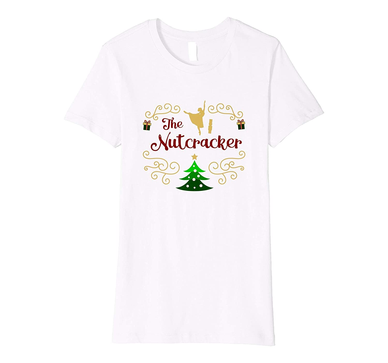 Amazon.com: The Nutcracker Ballet-Christmas Holiday Dance Gift T ...