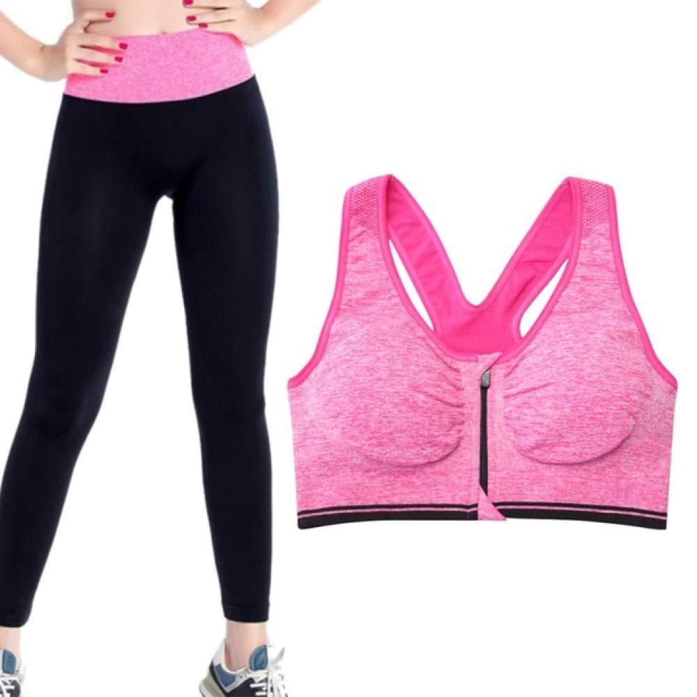 vhidfsjgdsfik Conjunto de Dos Piezas de Fitness para Mujer ...