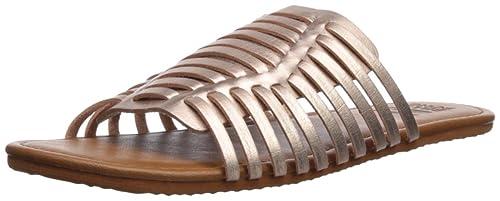 7ec83e6a9 BILLABONG Womens Tread Lightly Flat Sandal  Amazon.ca  Shoes   Handbags