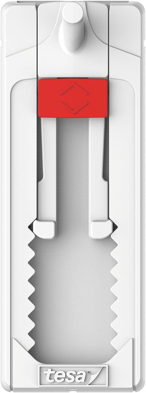 2 x 1 kg Halteleistung Tesa Verstellbarer Klebenagel f/ür Tapeten und Putz//Selbstklebender Nagel von tesa Powerstrips 1 kg - 2x 2 N/ägel