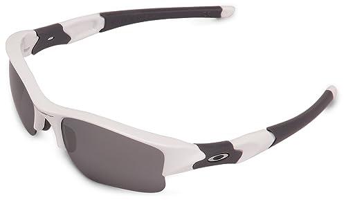 2ad2d8e6e0 Oakley Men s Flak Jacket XLJ Iridium Sunglasses