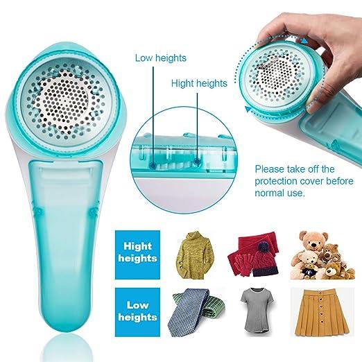Amazon.com: Afeitadora de tela de calidad superior – Máquina ...