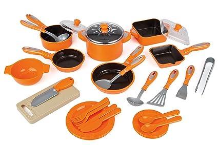 Haberkorn 28 Pzs. Ollas Cocina Set para Cocinita Ollas ...