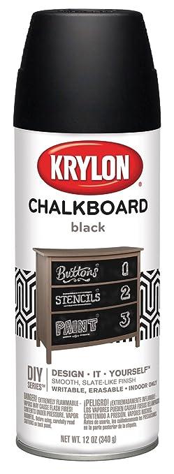 Amazon Krylon K05223000 Chalkboard Paint Special Purpose Brush