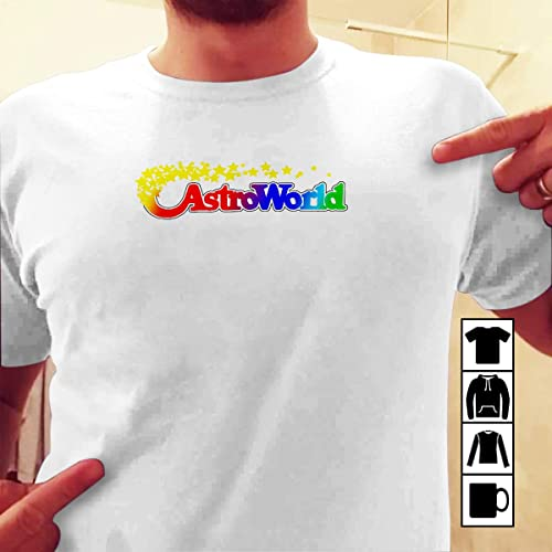 f4c9580309ee Amazon.com: Travis Scott - SICKO MODE T-shirt Astroworld Quose: Handmade