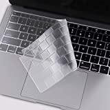 TERSELY Silicone Keyboard Cover Case Skin Protector for Apple MacBook Air 13.3 inch A2179 2020 Released Protective Skin…