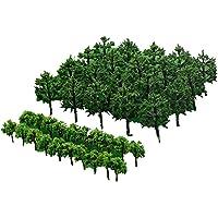 Bomen Modelbouw Landschap Boom Model Bomen Model Miniatuur Boom Kunstmatige Plastic Boom Zelfgebouwde Landschapsboom…