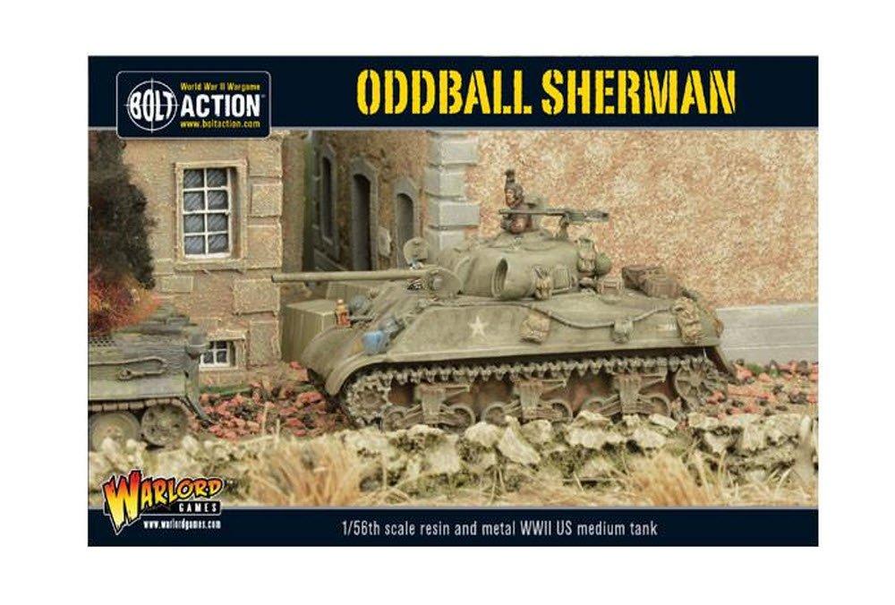 BOLT ACTION   28mm; Oddball Sherman