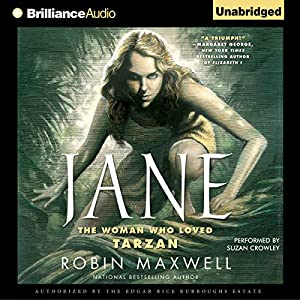 Jane: The Woman Who Loved Tarzan Audiobook