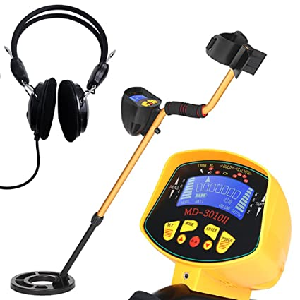 KKmoon Metal Detector Underground Metal Detector High Sensitivity High Performance Gold Digger Treasure Hunter Metal Finder