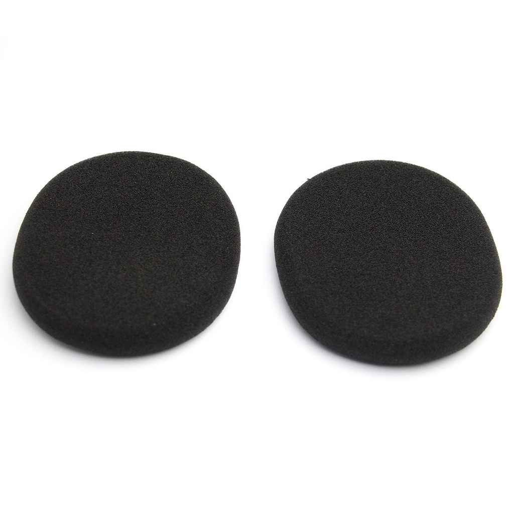 Bobury Round Earshield Cushions Sponge Headphone Cup Pads Earbud Cover Headset Earcaps Replacement for Logitech H800