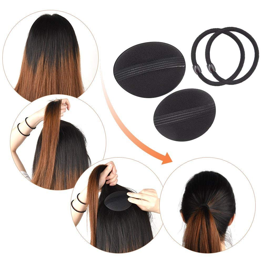 Frisurenhilfe Set Mit Bedienungsanleitung Einfache Frisuren Zum