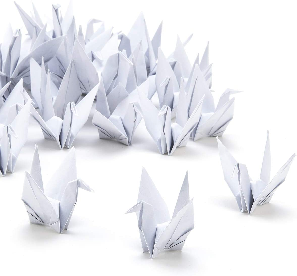 How to fold an origami crane. A fun activity for kids. illustrated ... | 1107x1178