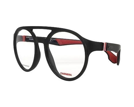 1dcfa3c846d Amazon.com  Eyeglasses Carrera 5548 V 0807 Black  Clothing