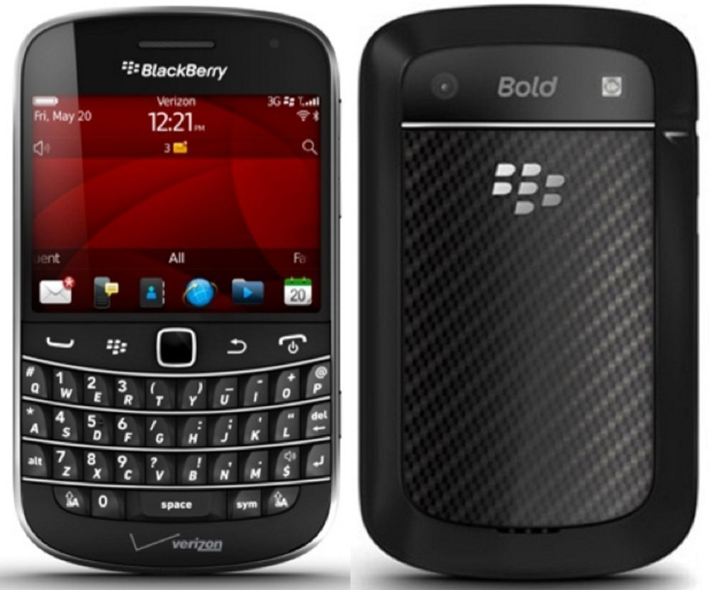 Blackberry Bold Touch 9930 Mobile Phone Black Electronics Bb Pearl 3g