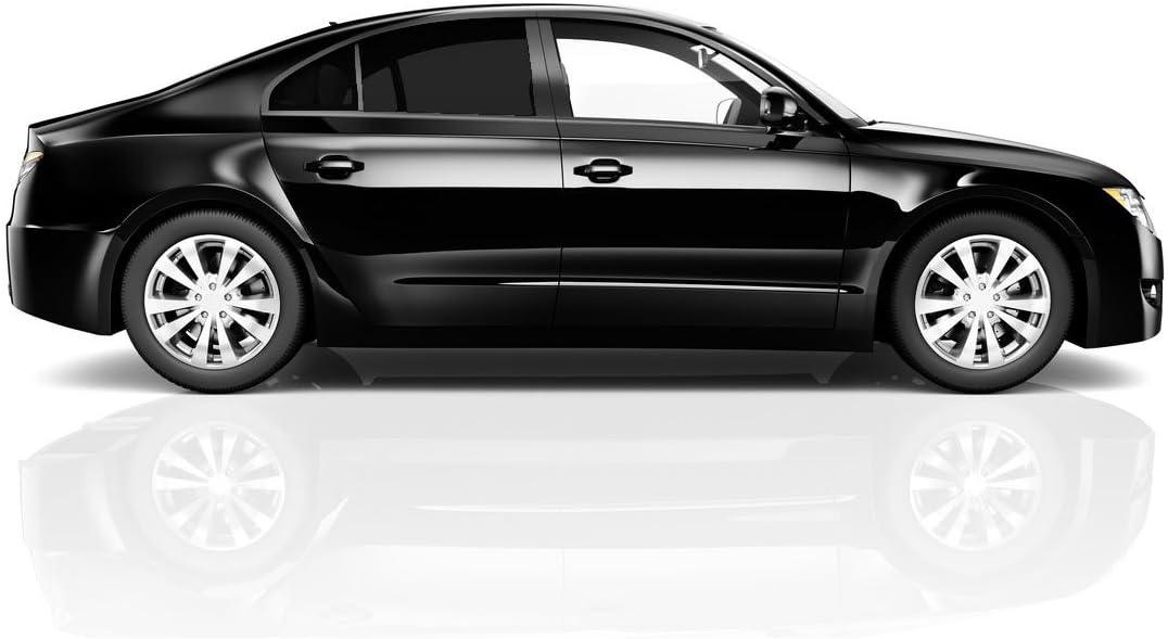 Jaimenalin 200 Pcs Universal Car Disposable PE Plastic Soft Seat Cover Waterproof Car Repair Protective Cover