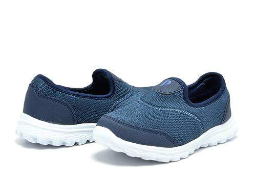 Sueño Pares Chica del IR fácil Walking flexsible Slip On luz Peso ...
