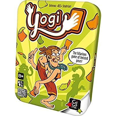 GIGAMIC - Yogi: Toys & Games